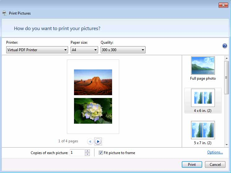 How to convert JPG to PDF (Convert JPEG to PDF)